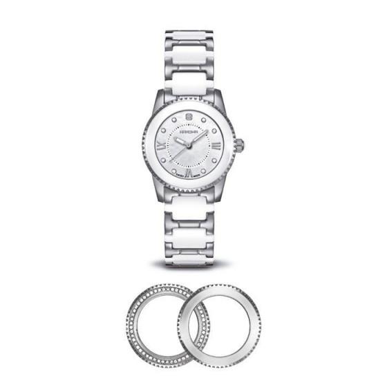 Reloj para mujer Swapper Blanco - 1