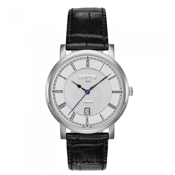 Reloj Roamer Classic Line - 709856 41 12 07 - 1