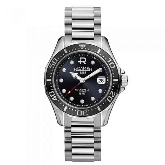 Reloj Roamer Rocksell Mark III - 220633 41 55 20 - 1