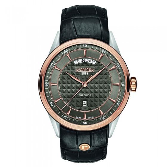 Reloj Roamer Superior - 508293 49 05 05 - 1
