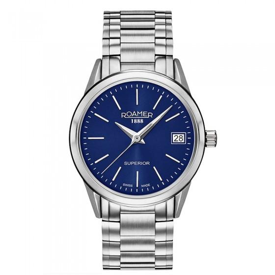 Reloj Roamer Superior 3H Ladies - 508856 41 45 50 - 1