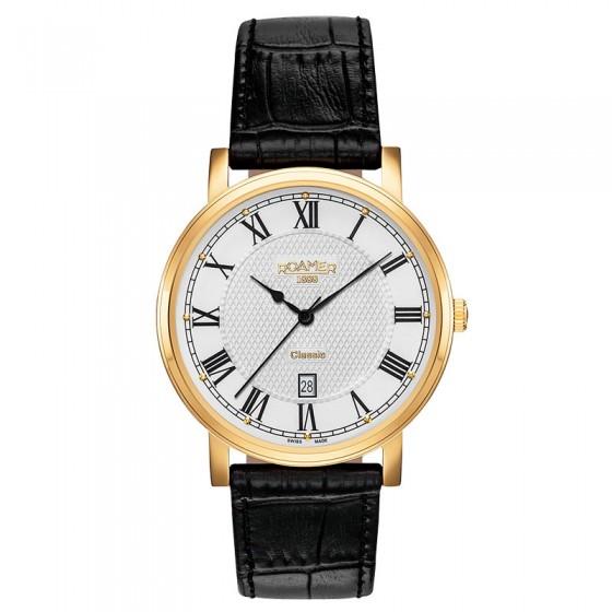 Reloj Roamer Classic Line - 709856 48 22 07 - 1