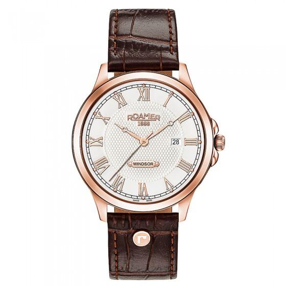 Reloj Roamer Windsor - 706856 49 12 07 - 1